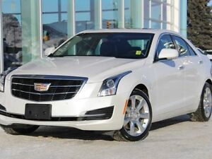 2016 Cadillac ATS Certified | 2.0L Turbo | All-Wheel-Drive | Cue