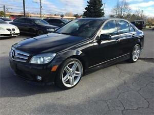 2010 Mercedes-Benz C-Class C350|NAV|CAM|SUNROOF|LEATHER|NO ACCID