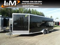 NEW 2016 NEO 7X24' ALL-SPORT/ SNOWMOBILE TRAILER