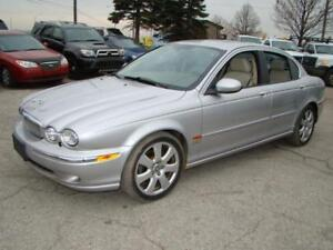 2006 JAGUAR X-TYPE - ONLY 93 K * AWD * CLEAN