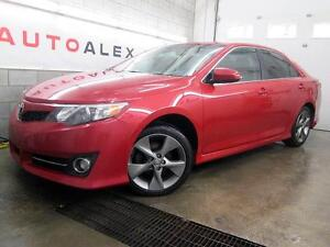 2012 Toyota Camry SE NAVIGATION CUIR MAGS 37$/SEM