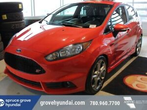 2015 Ford Fiesta ST: SUNROOF, NAVIGATION, LEATHER