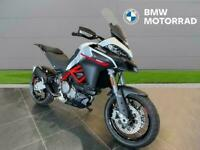 2020 Ducati Multistrada Multistrada 950 S - White/Grey (20My) Roadster Manual