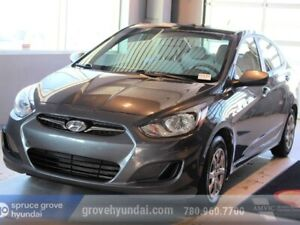 2012 Hyundai Accent GL MANUAL