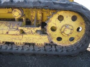 Komatsu D21A Rubber Track Dozer Cambridge Kitchener Area image 9