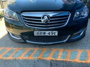 FRONT BUMPER BAR SUITE HOLDEN COMMODORE VF CALAIS COMPLETE WITH GRILL Smithfield Parramatta Area Preview