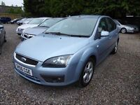 Ford Focus Zetec Climate 16v, 5 Door, Only 1 Previous Keeper, Timing Belt Etc all Done, Lovely Car