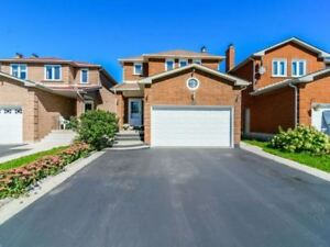 Beautiful Detached 4+1 Bedroom Home With A Finished Basement