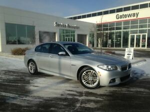 2015 BMW 5 Series 528i xDrive Leather, Heated Seats, Sunroof, Ba