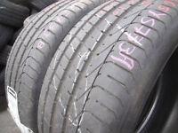 265/35/20 Pirelli P Zero TM, Audi x2 A Pair, 6.7mm (168 High Road, Romford, RM6 6LU)