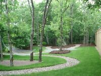 Lawns, Gardens, Drainage Ditches, Retaining Walls, Patios