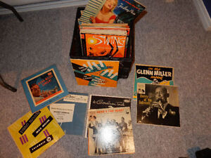 Mega Deal - Record collection vynil and 78rpm Gatineau Ottawa / Gatineau Area image 2