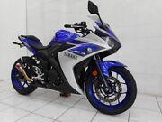 2015 Yamaha YZF-R3 ABS 300CC Sports 321cc Bowen Hills Brisbane North East Preview