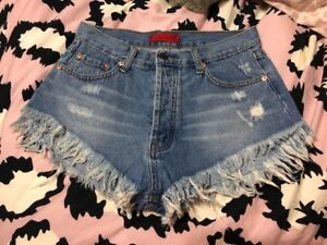 BRAND NEW:Nasty Gal: HIgh wasted short