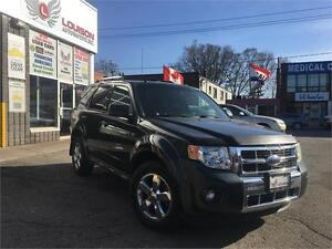 2009 Ford Escape, Limited - LEATHER, SUNRF, BEAUTIFUL!