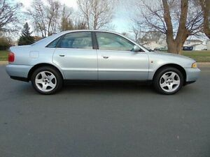 Audi B5 A4 AWD Quattro Fully loaded! Lic/Insp! 3000$