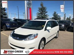 2009 Toyota Sienna XLE LIMITED! LEATHER! NAVIGATION!