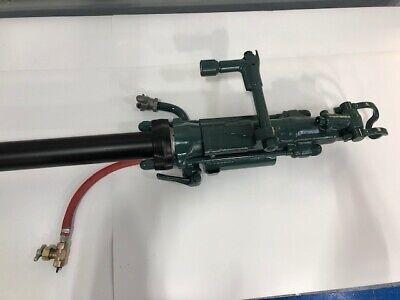 Gardner Denver Pneumatic Stoper Drill Rb83 With Leg 1414 Rock Drill