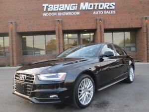 2016 Audi A4 S-LINE | PUSH TO START | LEATHER | SUNROOF |