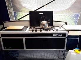 Camplet Concorde/Royal Trailer Tent c2008