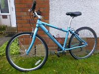 "Edinburgh Bicycle ""Cadence 300"" Bike"