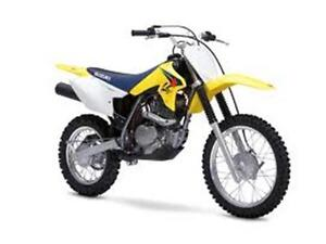 SUZUKI DR-Z125L6  BLOW OUT SPECIAL
