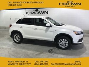 2016 Mitsubishi RVR SE AWD *10 Year Warranty/ Backup Camera/ hea