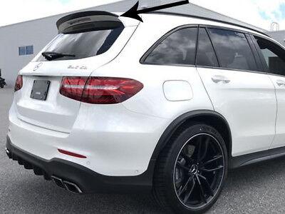 Mercedes AMG Glc Dach Spoiler GLC63 SUV Schwarz 197U