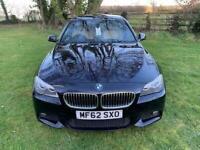2012 BMW 5 Series 2.0 520d M Sport 4dr Saloon Diesel Manual