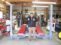 CLASSIC CARS AND CERTIFIED AUTOMOTIVE LIFTS SPECIAL $$$