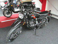 Hanway Scrambler HS 125 From only £18 per week