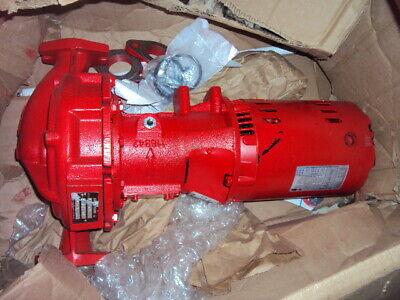 Armstrong Pumps Inc. H-64-3 Pump Hot Water Circulating34 Hp 3 Ph 1-12 Ino