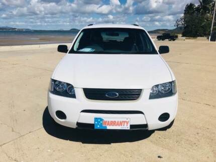 2008 Ford Territory 6cyl Auto Wagon Bowen Whitsundays Area Preview