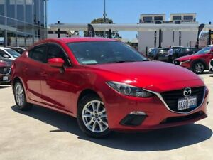 2014 Mazda 3 BM5278 Touring SKYACTIV-Drive Red 6 Speed Sports Automatic Sedan Palmyra Melville Area Preview