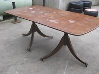 Old table.