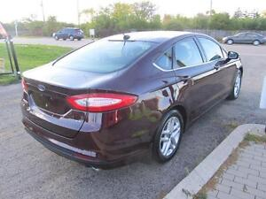 "2013 Ford Fusion SE ""LOW MILEAGE"" NO ACCIDENTS"" REAR CAMERA Oakville / Halton Region Toronto (GTA) image 4"