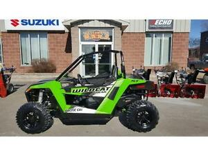 2016 Arctic Cat Wildcat Trail XT ONLY $51 p/w OAC