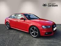 AUDI A4 SALOON SPECIAL EDITION