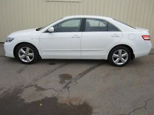 2011 Toyota Camry ACV40R 09 Upgrade Touring SE White 5 Speed Automatic Sedan