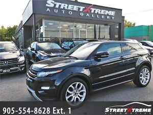 2012 Range Rover Evoque Dynamic Premium AWD|ACCIDENT FREE|CAMERA