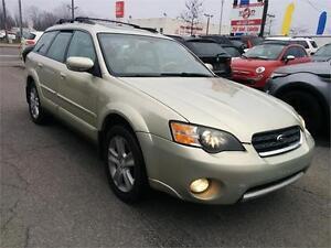 2005 Subaru Outback R VDC*** VGA ***4X4, 8 PNEU, MAGS,