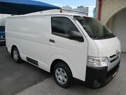 2014 Toyota Hiace TRH201R MY14 LWB White 5 Speed Manual Van South Nowra Nowra-Bomaderry Preview