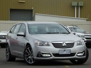 2013 Holden Calais VF MY14 Sportwagon Silver 6 Speed Sports Automatic Wagon Sunbury Hume Area Preview