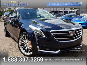 2016 Cadillac CT6 Sedan Premium Luxury AWD