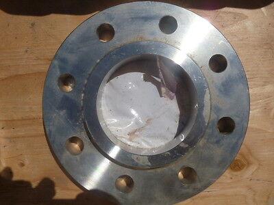 4 300 304304l Slip On Raised Face Stainless Steel Flange