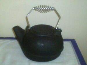 Wood Stove Cast Iron Kettle Humidifier