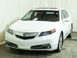 2013 Acura TL Elite SH-AWD Sedan w/ Navigation, Leather, Sunroof