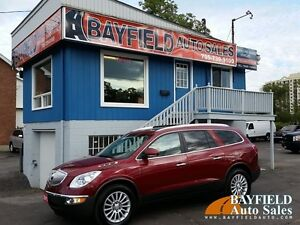 2011 Buick Enclave CXL AWD **Leather/Dual Sunroof/7 Passenger**