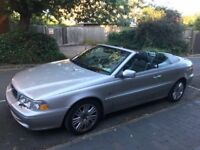 Volvo C70 Convertable Just Right For Summer