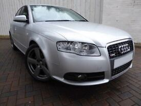 Audi A4 2.0 TDI S-Line 140 ....Only 1 Previous Keeper, and a Full Service History, Gorgeous Example